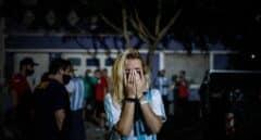 """Ira tras la filtración de la foto de Maradona en su ataúd por parte de un """"canalla"""" de la funeraria"""