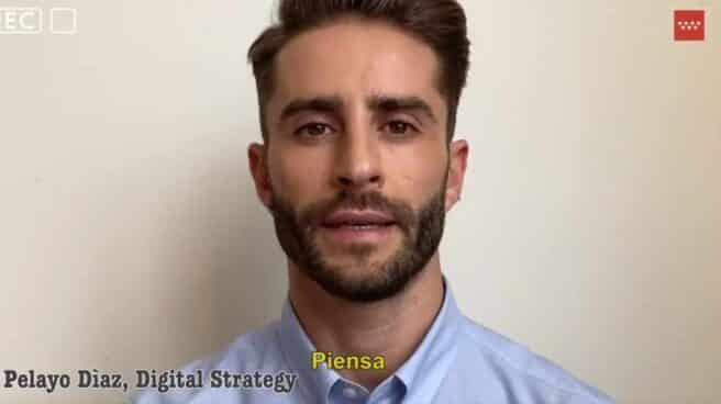 El vídeo que la Comunidad de Madrid ha difundido.
