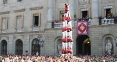 Castellers de Barcelona.