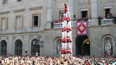 Detenido un miembro de los Castellers de Barcelona por abusar de 8 menores