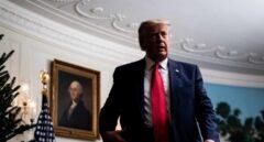 Trump afirma que dejará la Casa Blanca si el Colegio Electoral vota por Biden