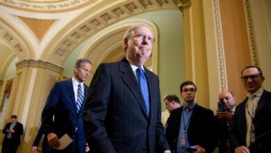 Los republicanos se atrincherarán en el Senado para entorpecer la agenda de Biden