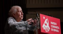 Fallece Paquita Martín, fundadora de IU y militante histórica del PCE