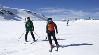 La temporada de esquí, entre el Covid y la falta de nieve