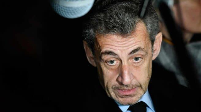 Nicolas Sarkozy Francia corrupción