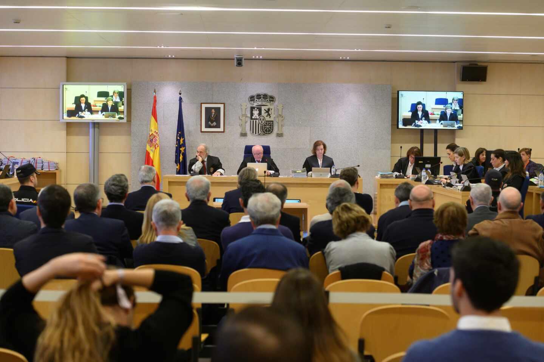 Empieza el juicio por contratos con Gürtel para la visita del papa a Valencia