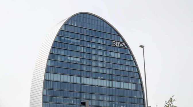 BBVA se desploma casi un 8% en bolsa tras la crisis de la lira turca