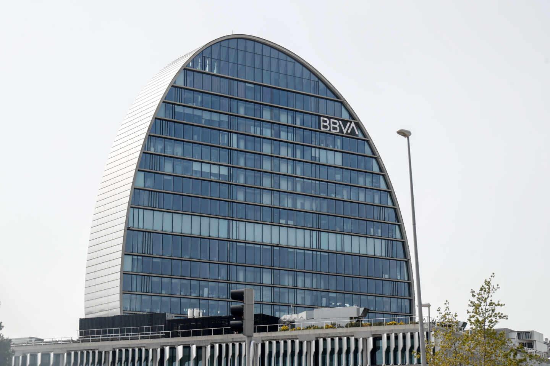 La Ciudad BBVA, en Madrid.