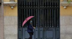 Predominio de cielos nublados en gran parte del país con fuertes lluvias en Galicia y Canarias
