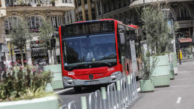 Muere una mujer atropellada por un turismo mientras corría para coger al autobús