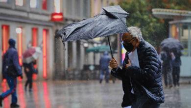 La lluvia y las tormentas ponen hoy en riesgo a más de diez provincias