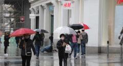 La lluvia regresa a la Península y 'Theta' provocará avisos por vientos fuertes en Canarias
