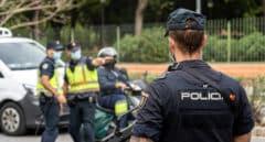 Seis detenidos tras intentar saltarse el cierre perimetral en taxi