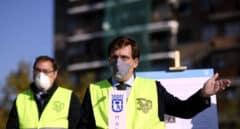 """Almeida recuerda la """"discrepancia furibunda"""" del Gobierno contra Madrid por las PCR en origen"""