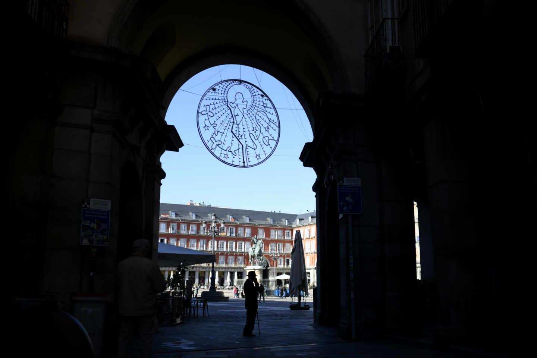 Madrid se prepara para una Navidad marcada por el Covid-19