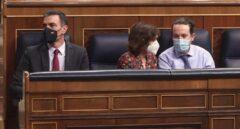 Iglesias defendió ante Sánchez la medida anti-desahucios que terminó pactando con Bildu