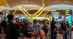 Los aeropuertos españoles ya han perdido más de un millón de vuelos por la pandemia
