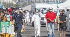 El trato de Interior a los policías que atienden a los migrantes en Canarias llega a Bruselas