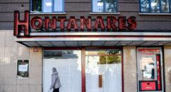 Cierra la popular cafetería Hontanares de Madrid