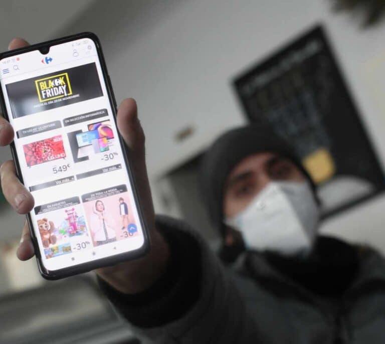 Del Samsung Galaxy S30 al Conga: las mejores ofertas en tecnología del Black Friday