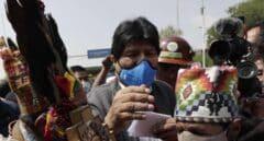 Evo Morales-Bolivia-Villazon