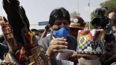 Evo Morales regresa a Bolivia horas después de que Arce asuma el poder