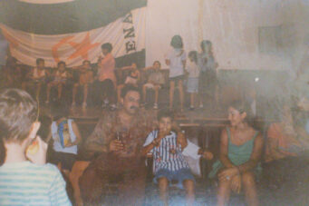 Bachir-familia acogida