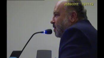 La Fiscalía premia la confesión del hombre que cazó a Villarejo pidiendo seis meses de cárcel para él