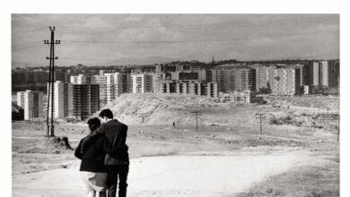 Madrid, construida con vida