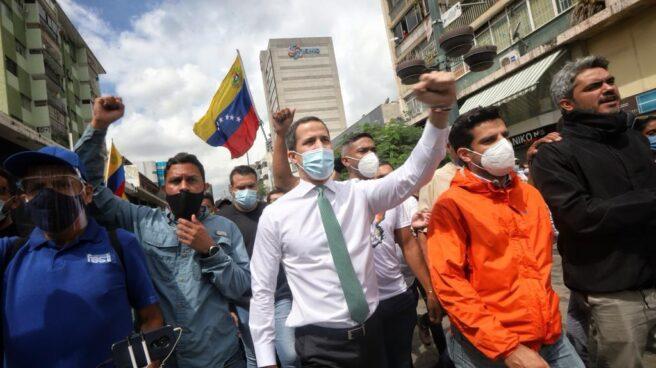 Juan Guaidó-campaña consulta