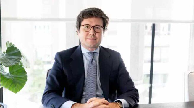 El socio fundador y CEO de KC Impact, Joaquín Camacho.