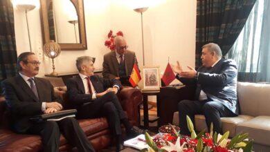 Grande-Marlaska realiza su séptimo viaje a Marruecos en plena crisis migratoria de Canarias