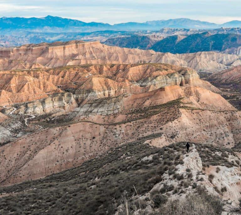 Geoparque de Granada, el paisaje es sólo el principio