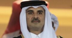 El emir de Qatar, Tamim bin Hamad Al Thani