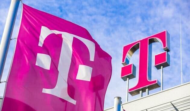 Logotipo de Deutsche Telekom.