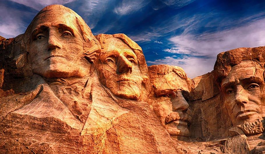 Monte Rushmore-EEUU