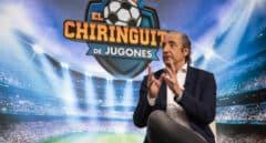 """Josep Pedrerol: """"Los políticos son malos imitadores de 'El Chiringuito'"""""""