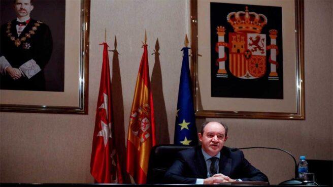 Celso Rodríguez Padrón.