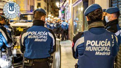 Noche de Halloween en Madrid: la Policía interviene en 81 fiestas y 10 bares