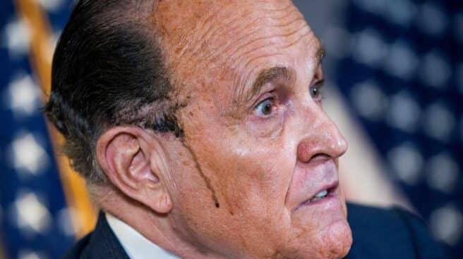 Rudy Giuliani-abogado Trump