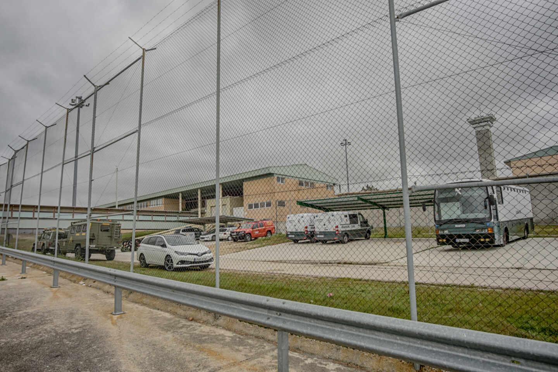 Centro penitenciario de Soto del Real (Madrid), el más afectado por coronavirus en la actualidad.