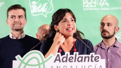 """Teresa Rodríguez: """"No me he ido de Podemos, me han expulsado"""""""
