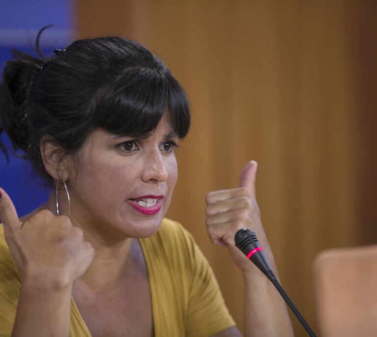 La Audiencia ratifica la condena a Teresa Rodríguez por acusar de asesinato a Utrera-Molina