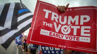 Donald Trump se plantea volver a presentarse en 2024, según su entorno