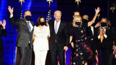 """Joe Biden, como presidente electo: """"Hemos recibido el mandato de cooperar"""""""
