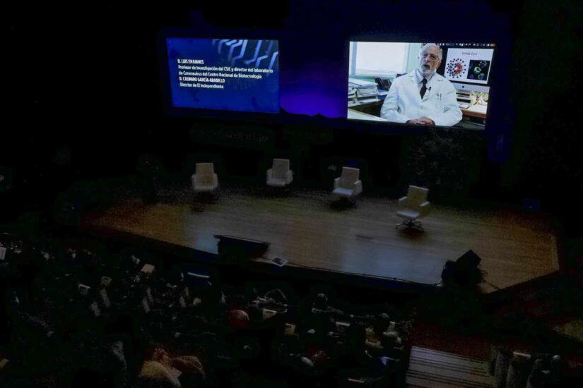 """El virólogo Luis Enjuanes ha explicado cómo van las investigaciones sobre la vacuna del CSIC: """"Podremos tener una vacuna para finales de 2021"""""""