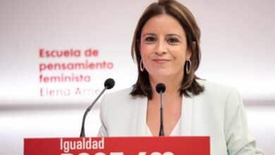 """Adriana Lastra: """"Siento decepcionarles, hay Gobierno de coalición para cuatro años"""""""