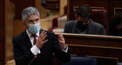 """Marlaska se niega a dimitir pese al """"polvorín"""" de la crisis migratoria en Canarias"""