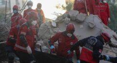 El terremoto del Egeo deja ya 75 muertos y casi 900 heridos