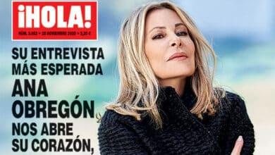 De Ana Obregón al drama de Cantora: las portadas del corazón, en imágenes